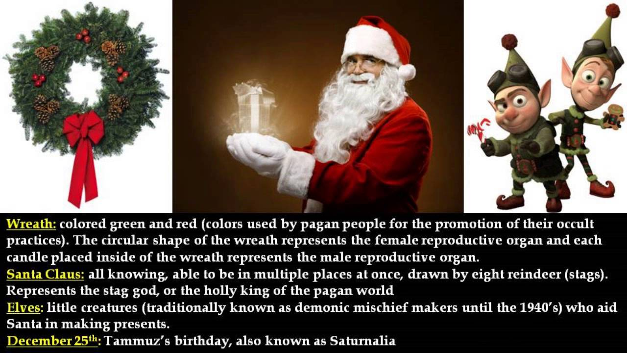 IDOLA-TREE? Origin And Traditions Of Christmas