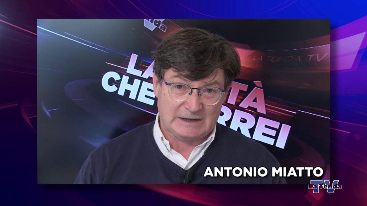 La città che vorrei 2019 - Antonio Miatto