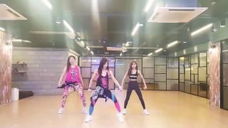 Download Lagu I LOVE ZUMBA, K-POP, SUPER JUNIOR (슈퍼주니어) - Lo Siento (Feat. Leslie Grace), Choreo by Shindong Mp3