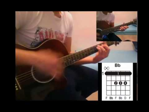 pirates of the caribean guitar chords