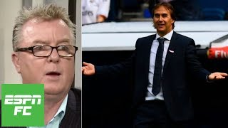 Steve Nicol sees Antonio Conte as a good short-term solution for Real Madrid should the club decide to part ways with Julen Lopetegui. ✓ Subscribe to ESPN ...
