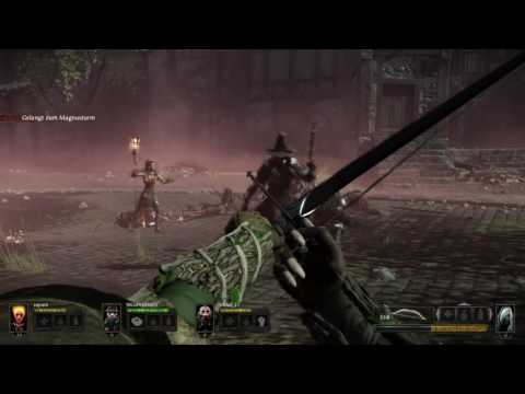 Warhammer: The End Times german gameplay 1