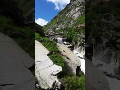 Gotthard Hiking Route(Swiss Tallest Mountain)