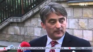 Željko Komšić - Nova stranka zvat će se Demokratska fronta