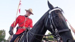 RCMP Musical Ride - in HD (Ottawa Canada)