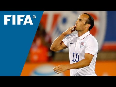 Donovan: Ten from the USA's legendary No10