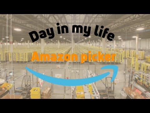 Day in my life: Working at Amazon Fulfillment Center