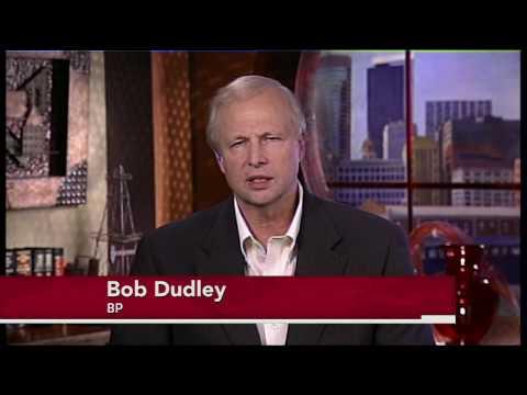 NEWSMAKER: BP Executive Robert Dudley