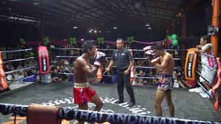 BBQ Beatdown 117 Nate Williammuaythai vs Singlek Yuttajakmuaythai