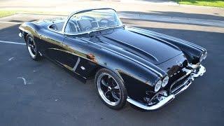 SOLD 1962 Chevrolet Corvette Convertible Resto Mod for sale by Corvette Mike