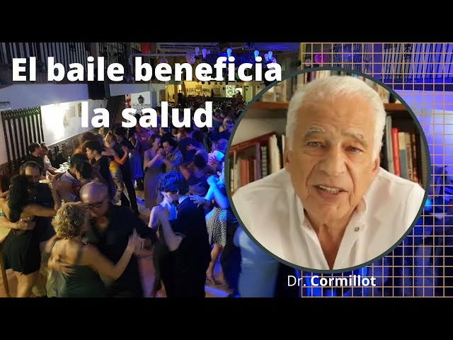 El baile de tango y la Salud, Dr Cromillot