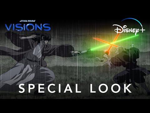 STAR WARS: VISIONEN | SPECIAL LOOK | DISNEY+