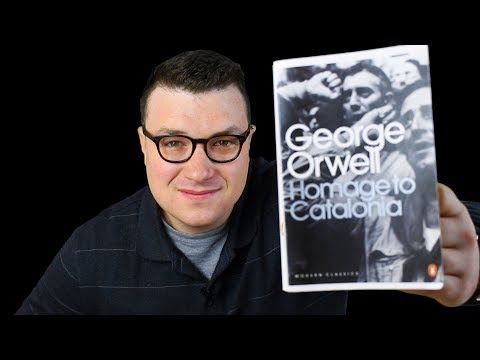 Orwell's Homage to Catalonia|Bibliophile #1*