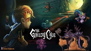 Браузерная игра для ПК The Greedy Cave Gameplay