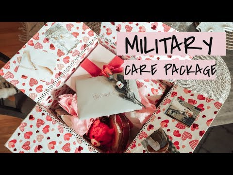 92164f447753 Care Package for Boyfriend 🌸 FIRST ANNIVERSARY GIFT - YouTube