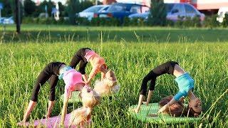 Видео про куклы. Как заниматься спортом. Мультик #Барби Игрушки - Все серии