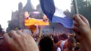 het Wilhelmus bij de WK finale Ned-Spa | Brink - Deventer