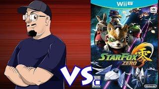 Johnny vs. Star Fox Zero