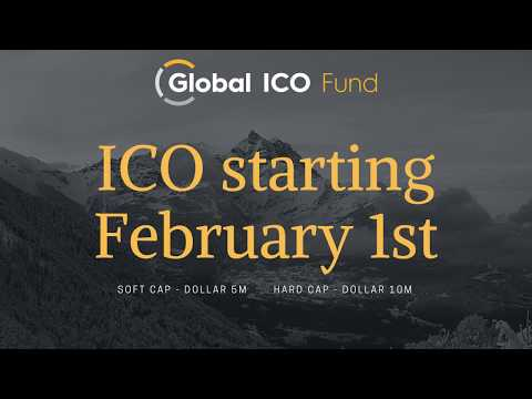 Quick facts about Global ICO Fund