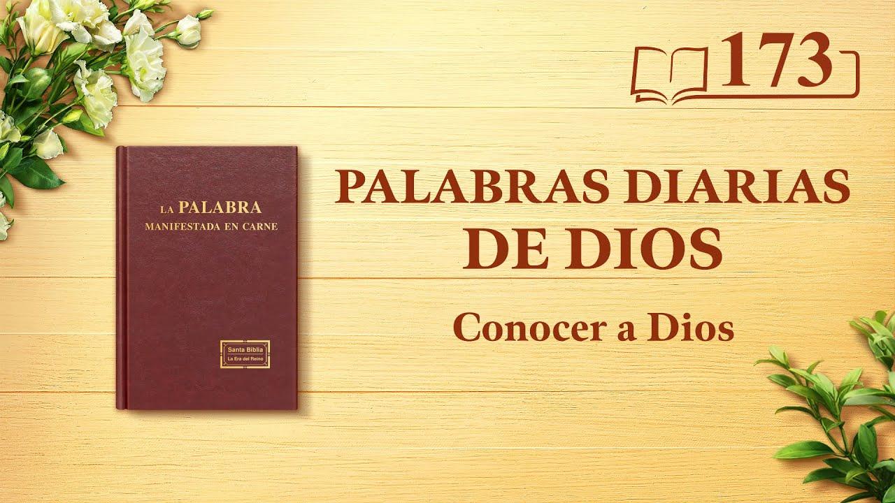 """Palabras diarias de Dios   Fragmento 173   """"Dios mismo, el único VIII"""""""