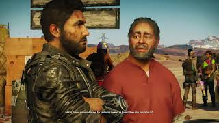 Just Cause 4 - Operation Sandstinger: Lanza & Rico Talk About Mira, Miguel etc Cutscene (2018)