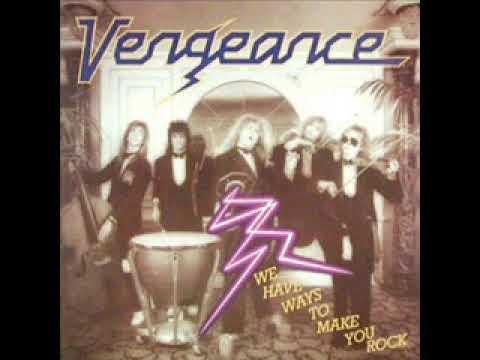 Vengeance Power of the rock