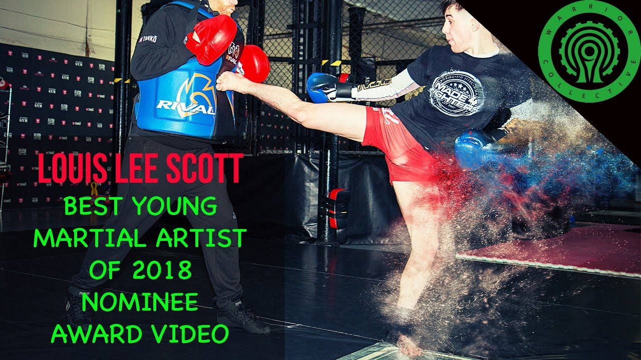 Louis Lee Scott - Best Young Martial Artist 2018 Award Nominee
