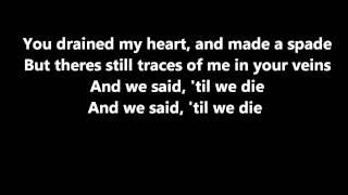 Marilyn Manson - Spade Lyrics