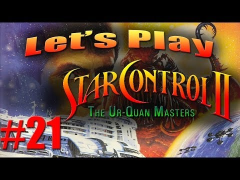 Let's Play Star Control 2 (part 21 - Shipload of Minerals [live stream])