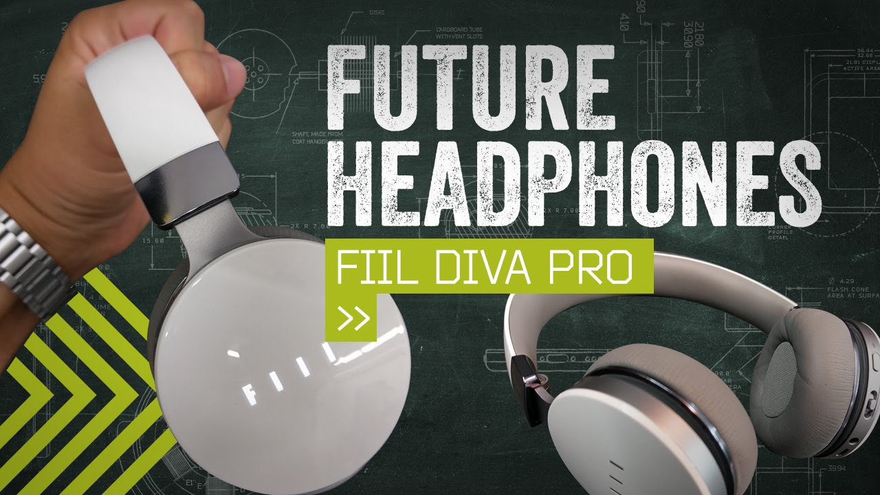 334ff95f98f The Only 3D Audio, Voice Search & Noise Canceling Headphones by FIIL  Technology — Kickstarter