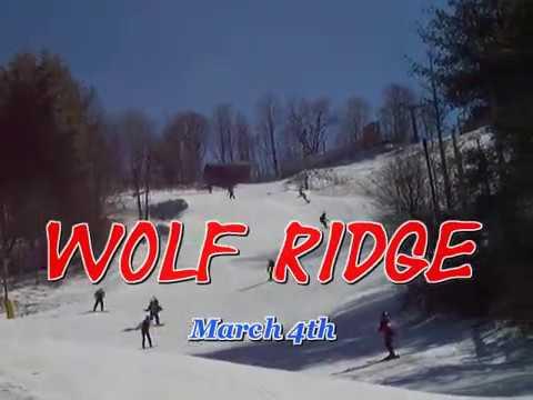 Wolf Ridge - March