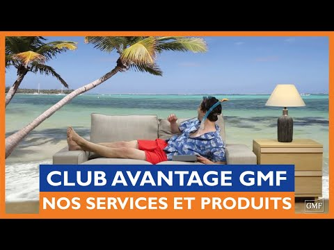 gmf club avantages gmf plus de 40 offres r serv es aux assur s gmf youtube. Black Bedroom Furniture Sets. Home Design Ideas