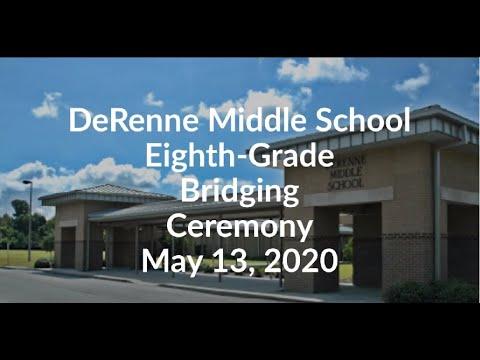 DeRenne Middle School 2020 8th Grade Program 1