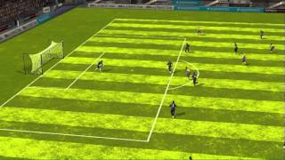 FIFA 14 iPhone/iPad - MontEnegrO vs. Chunnam Dragons