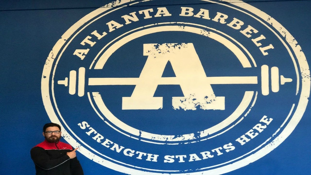 Garage gym tour pando s barbell club youtube - Gym Adventures Ep 1 Atlanta Barbell
