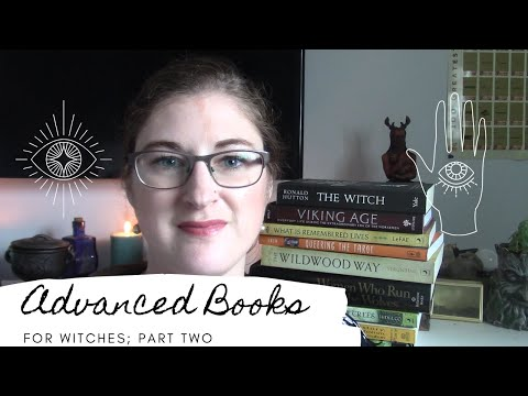 374. Books for Advanced Witches PART 2
