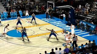 NBA 2K11 - Gameplay PC