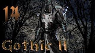 Прохождение Gothic 2 Ночь Ворона #2-14 В Замок