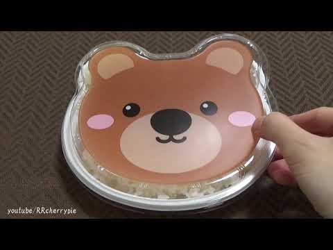 宅配 かさねや お子様弁当 Kids' Bento Cheesecake