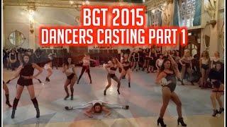 Audycja do BGT, Choreografia by Dean Lee  Mary J Blige - My Love