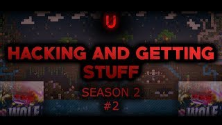 Growtopia - Häcking And Getting Stuff #2 ft. Wolf GT (Part 1/2) [SEASON 2]