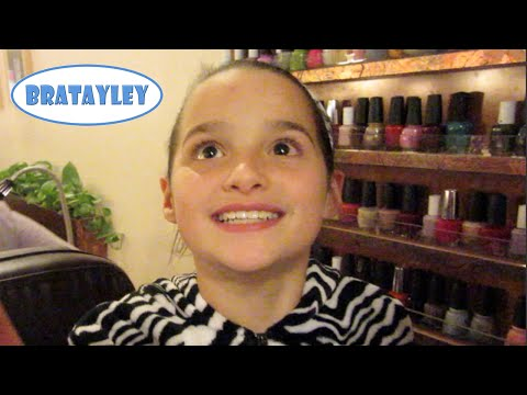 Nervous About Gel Nails (WK 229.2) | Bratayley
