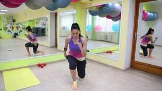 Тренировка по системе Табата (видео урок)
