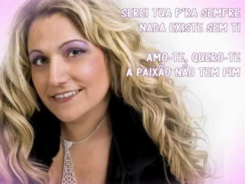 ELENA CORREIA - KARAOKE AMO-TE, QUERO-TE