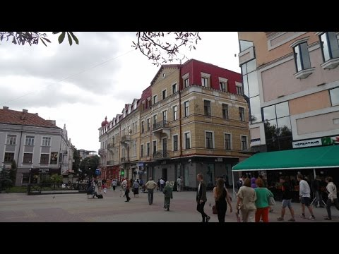 Тернополь. Архитектура. Ternopil. Architecture