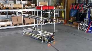 pek3 automated guided vehicle agv cm700