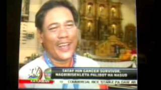 A to Z on a GT III - TV Patrol Tacloban Interview
