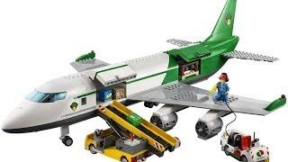Секрет быстрой сборки грузового Лего Самолета(, 2014-01-07T20:31:32.000Z)