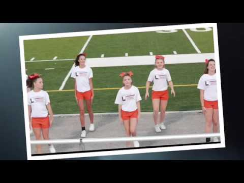 Chapmanville Middle School Cheerleader 2015-2016