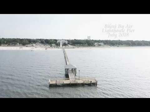Biloxi Lighthouse Pier Youtube